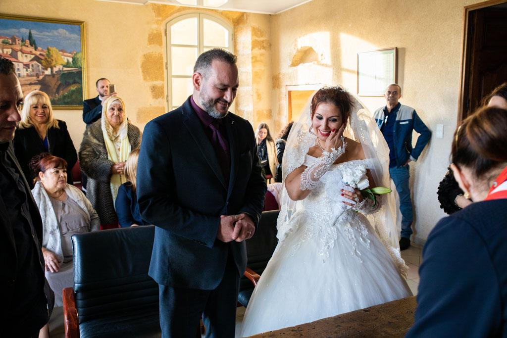Mariage Radja et Ryade